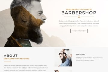 HOTarabica Small Business Website Designs